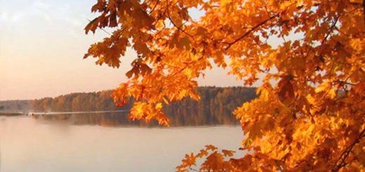 бабья осень