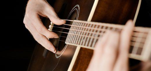 возьми гитару в руки
