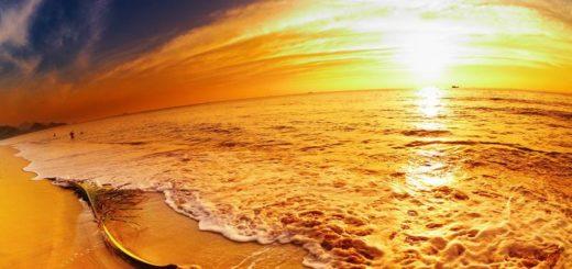 желтою пеной кипят берега