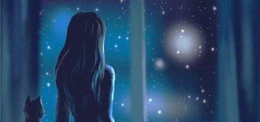 звезда в ночи
