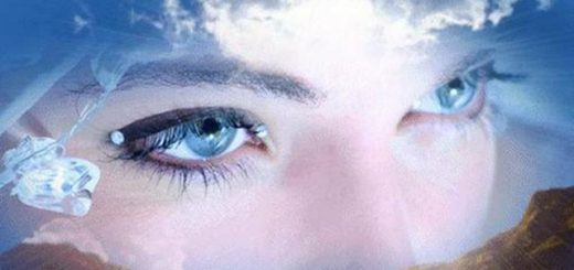 я душу доверю только глазам